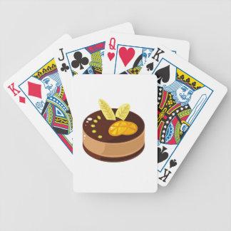 torta cartas de juego