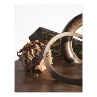 Torta de Choco Folleto 21,6 X 28 Cm