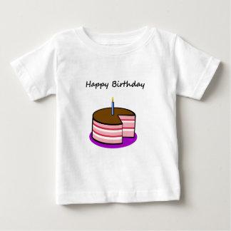 Torta de cumpleaños camisas