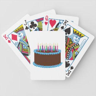 Torta de cumpleaños barajas