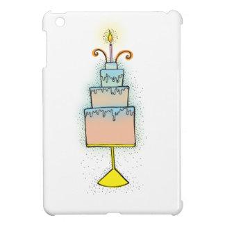 Torta de CUMPLEAÑOS con las velas twirly rizadas