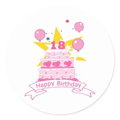 Cumpleaños de 18 años