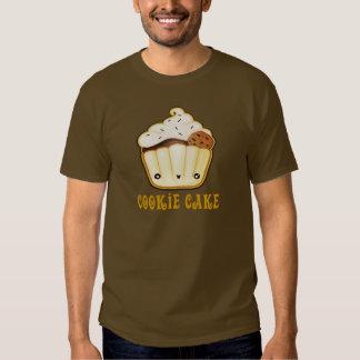 Torta de la galleta camisas