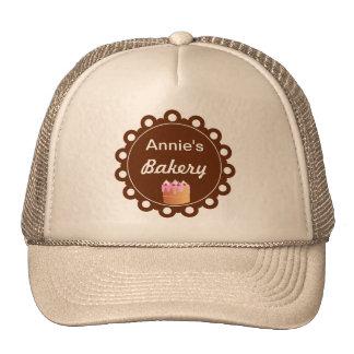 Torta de la panadería - casquillos de los gorras