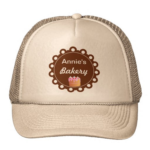 Torta de la panadería - casquillos de los gorras d