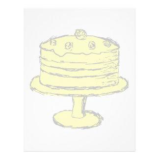 Torta Folleto 21,6 X 28 Cm