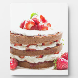 torta placa expositora