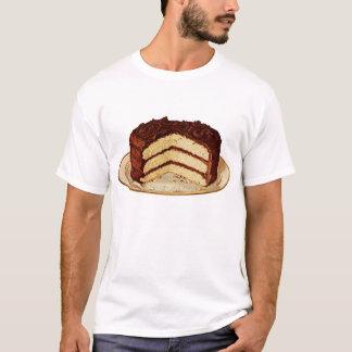 Torta retra camiseta