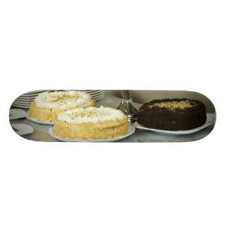 Tortas clasificadas patin personalizado