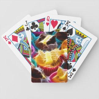 Tortas de hadas baraja de cartas