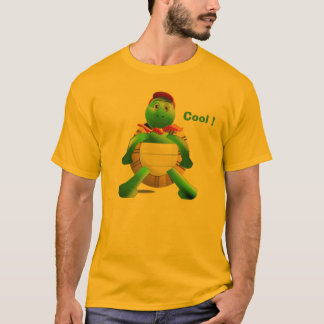 ¡tortue, fresco! camiseta