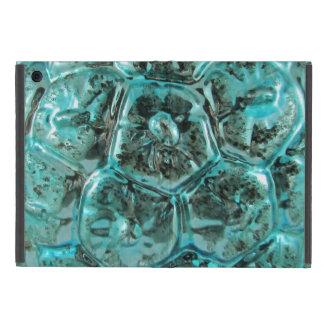 Tortuga de cristal Shell de Tiffany del arte de Funda Para iPad Mini