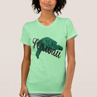 Tortuga de Hawaii Camisas