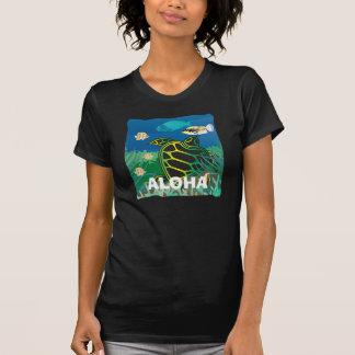 Tortuga de la hawaiana de Hawaii Tops