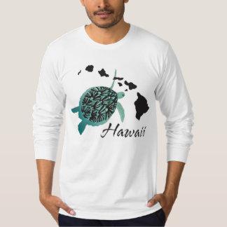 Tortuga de mar verde de Hawaii Camisas