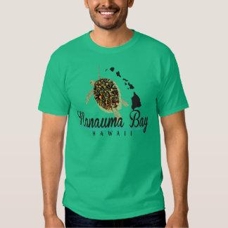 Tortuga de Oahu Hawaii Camiseta