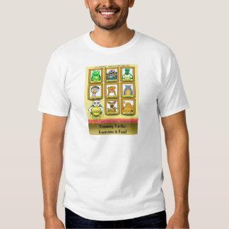 Tortuga de Tommy: ¡El ejercicio es diversión!  Camisetas