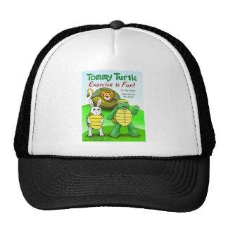 Tortuga de Tommy: ¡El ejercicio es diversión! Gorros