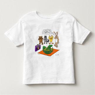 Tortuga y las liebres Revisted Camisetas