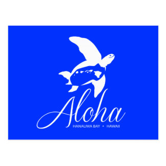 Tortugas de Hawaii de la hawaiana Postal