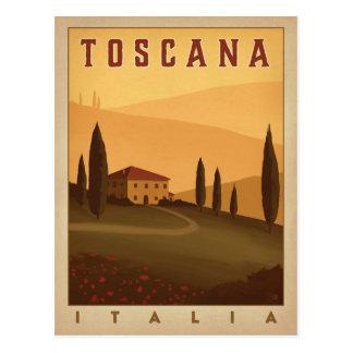 Toscana, Italia Postal