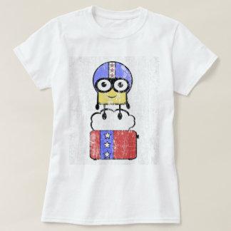 Tostada del truco del vintage camiseta