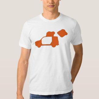 Tostadora del elemento camiseta
