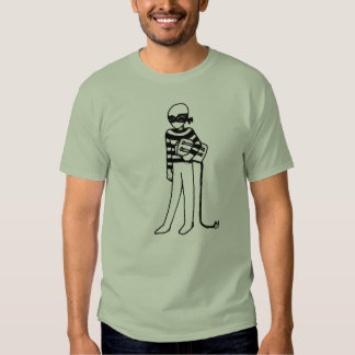 tostadora del fiesta camisetas