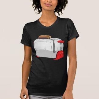 Tostadora retra camiseta