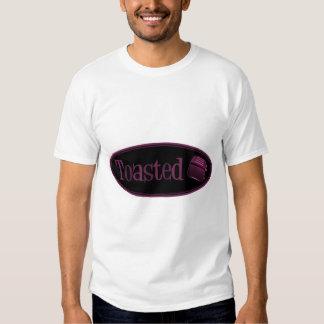 Tostadora retra TOSTADA - negro y rosa Camisas