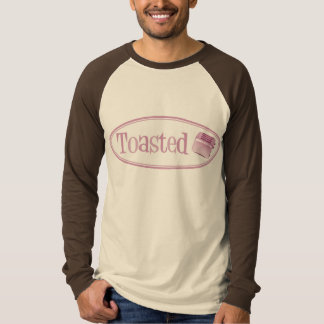 Tostadora retra TOSTADA - rosa clara Camisetas