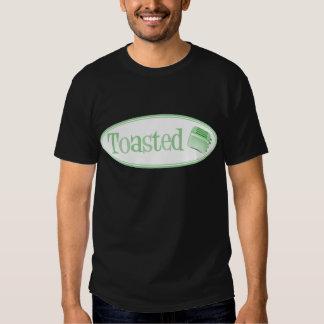 Tostadora retra TOSTADA - verde clara Camisas