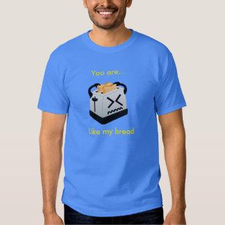 Tostadora / Toaster Camisas