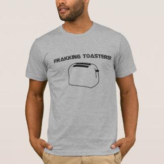 Tostadoras de Frakking Camiseta