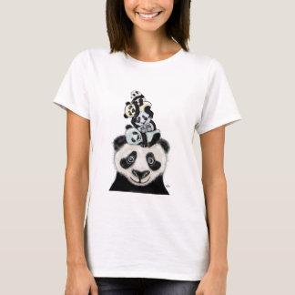 Totæm de la panda camiseta