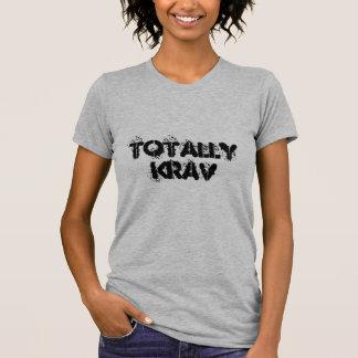 Totalmente camiseta de Krav Maga