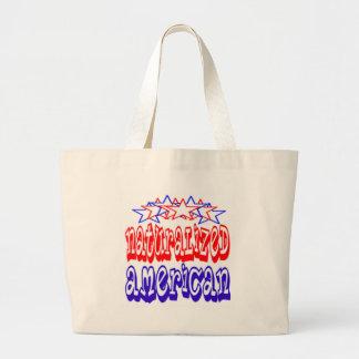 Tote americano naturalizado bolsas