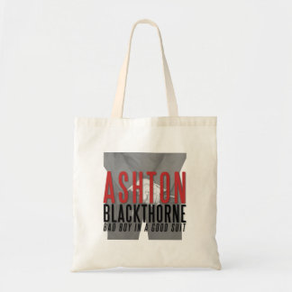 Tote de Ashton Blackthorne Bolso De Tela