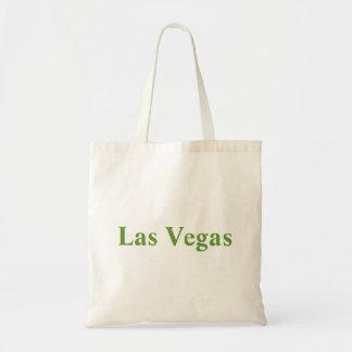 Tote de Las Vegas Bolsa Tela Barata
