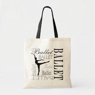 Tote del ballet (personalizable) - Arabesque Bolsa De Mano
