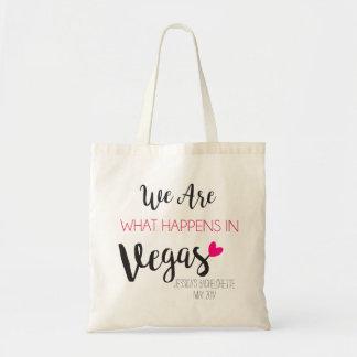Tote del bolso del regalo de Vegas Bachelorette