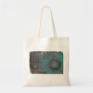 tote del diseño del herbera bolsas lienzo