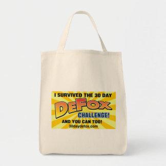 Tote del ultramarinos de DeFox Bolsa Tela Para La Compra