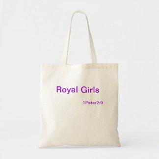 Tote real del ultramarinos de los chicas bolsa tela barata