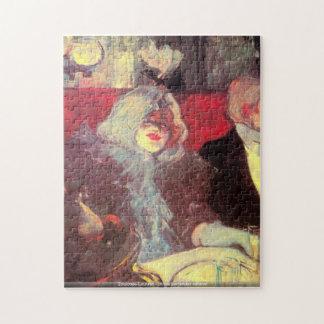 Toulouse-Lautrec - en el rompecabezas particular d