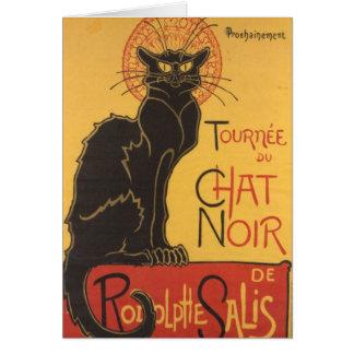Tournée du Chat Noir del La Tarjeta