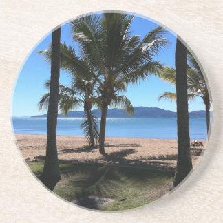 Townsville a la isla magnética, Australia Posavasos Personalizados