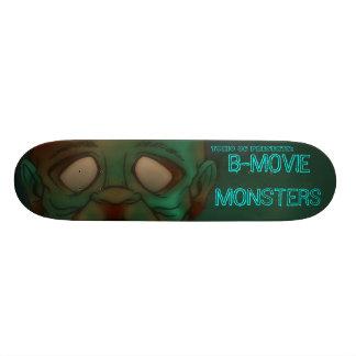TÓXICO 86 - monstruos de la B-película: Zombi Tablas De Skate