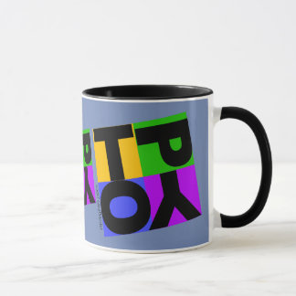 ¡Tpyo - significo la taza del ERROR TIPOGRÁFICO!