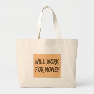Trabajará para el dinero bolsa